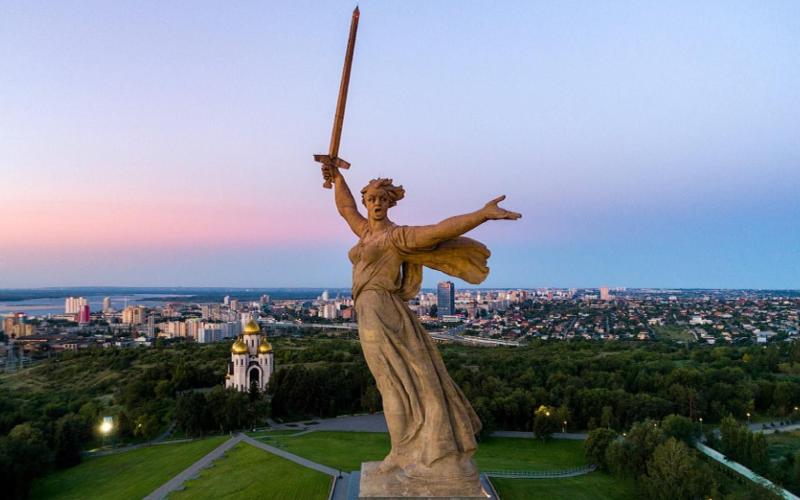 г. Волгоград 1-3 июня 2022 г.